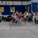 Fondazione San Carlo Borromeo: la festa di fine anno all'insegna del Medioevo